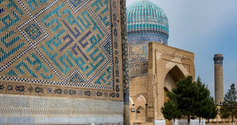 Travelling to Uzbekistan in 2019