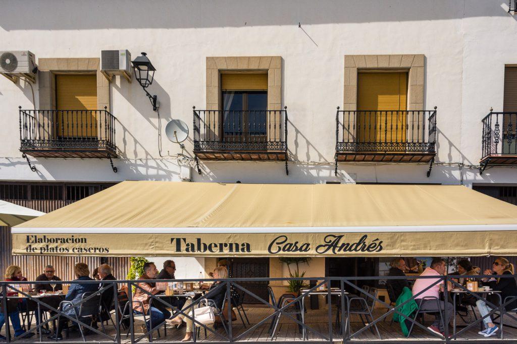 Restaurant Casa Andres Baeza