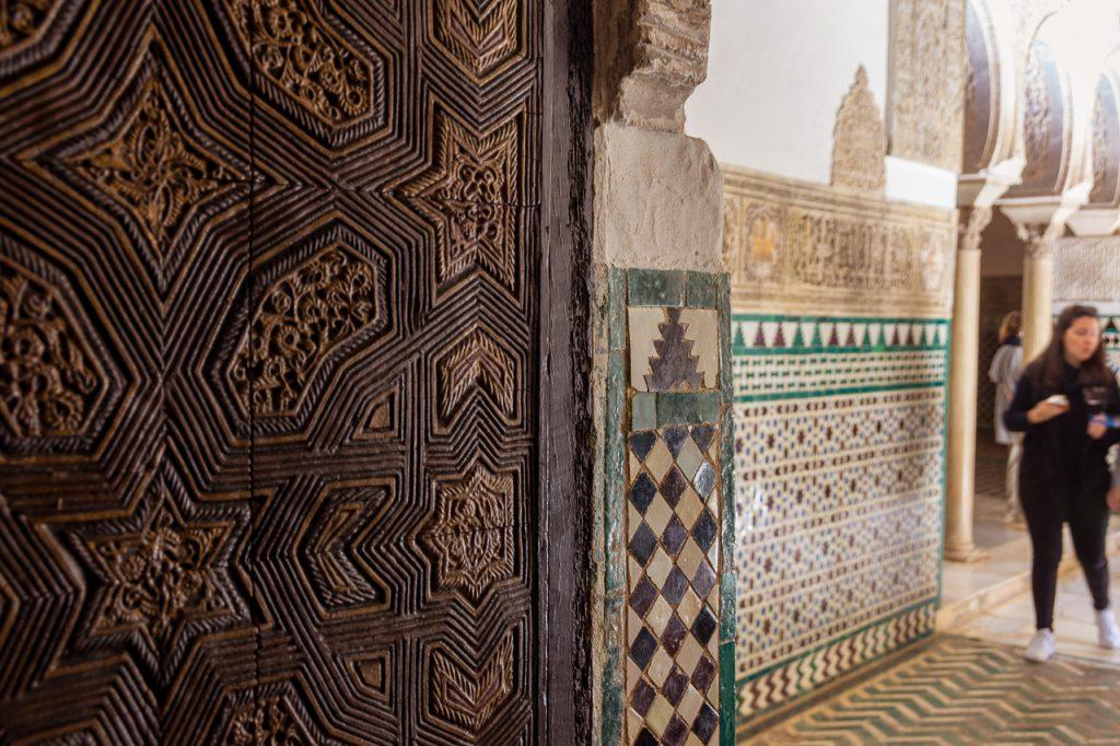 Real Alcazar Sevilla, Andalucia, Spain