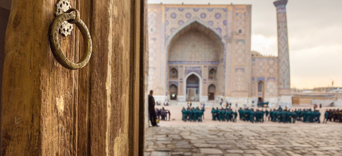 Two Days in Samarkand – what not to miss (Part One)