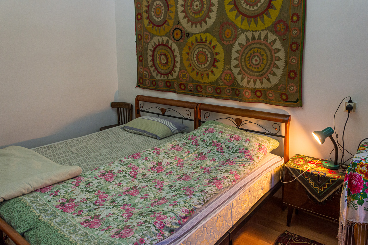 Hotel Review: Antica Samarkand, Uzbekistan –  a cosy unique guesthouse