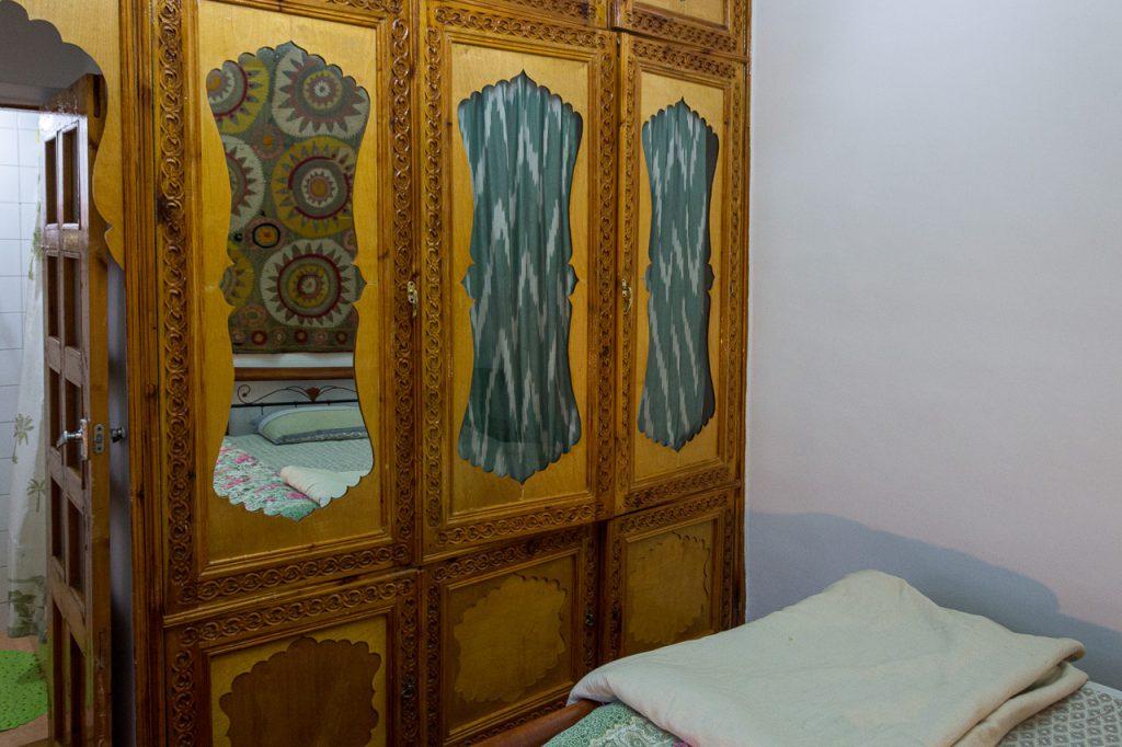 Uzbekistan, Samarkand, Antica