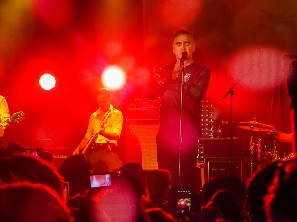 Morrissey, Rome 2014