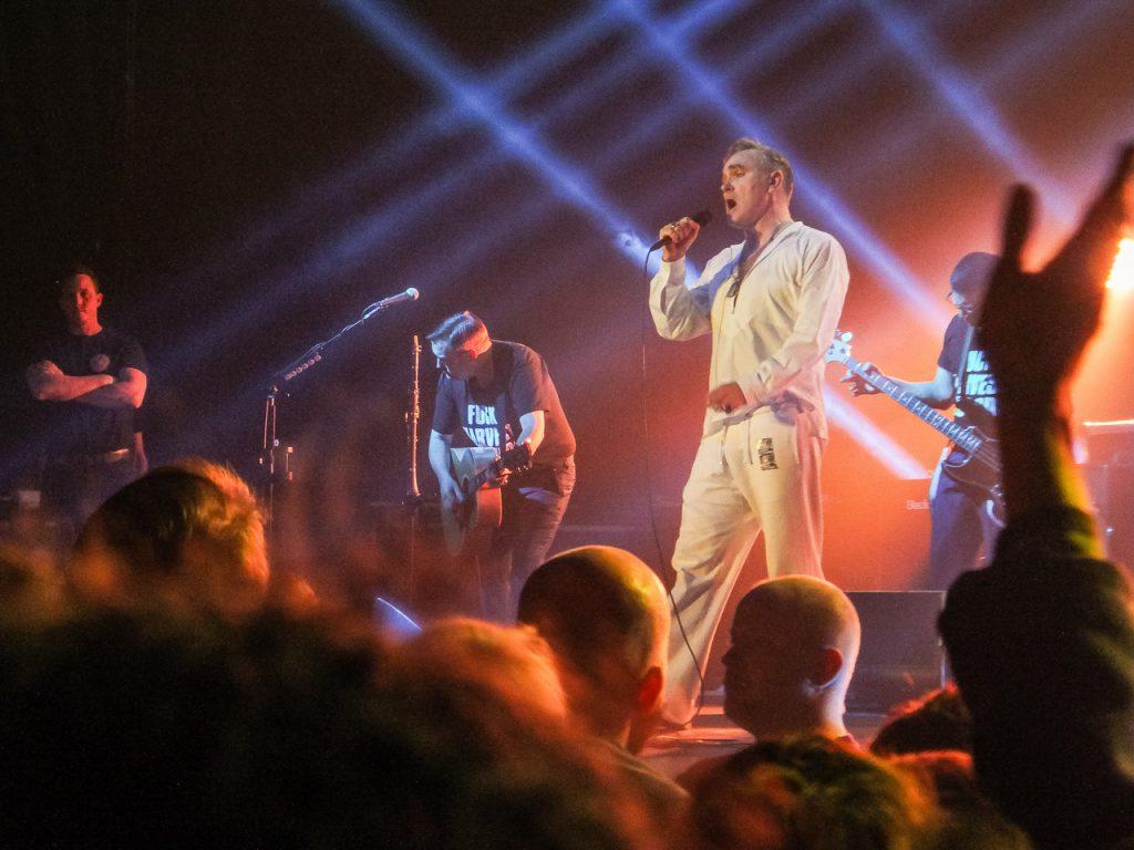 Morrissey, Berlin 2014
