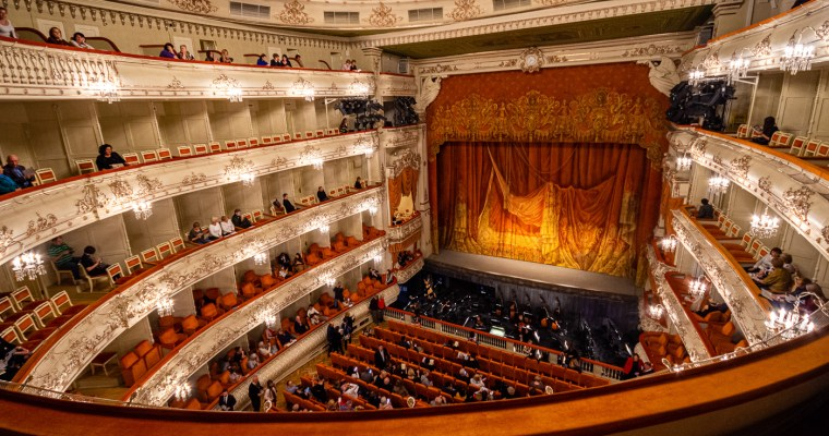 Classical Music in St Petersburg: How to find  hidden treasures