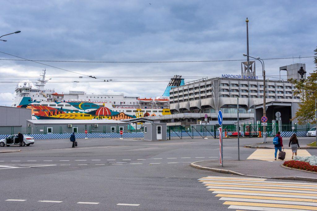 Russia, St Peter Line, St. Petersburg, visa-free Russia