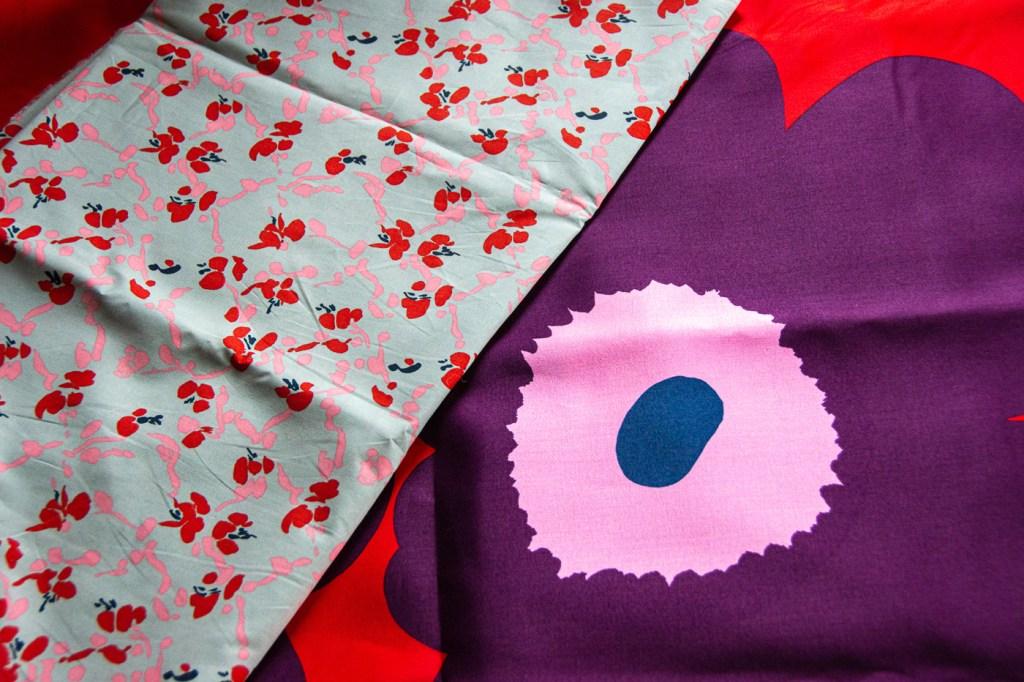 Marimekko Fabric in Unikko Design - buy Marimekko fabric