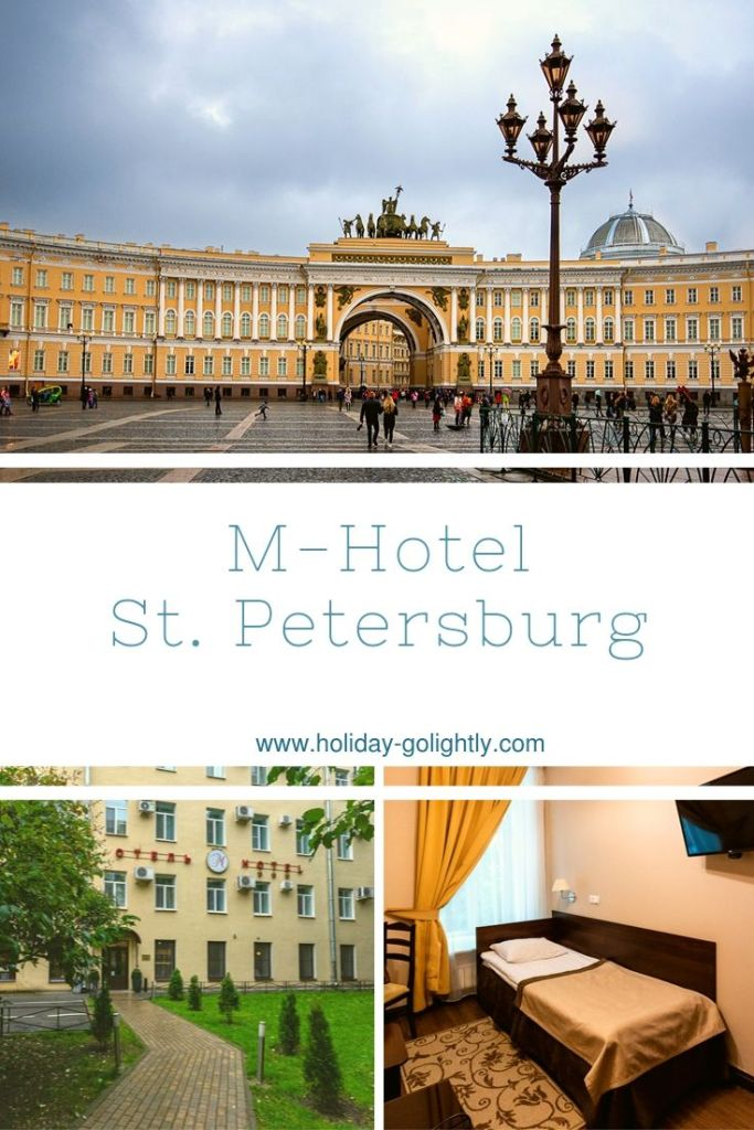 M-Hotel St. Petersburg Pin