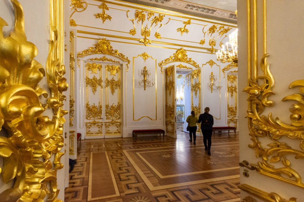 Winter Palace State Hermitage Museum, St. Petersburg
