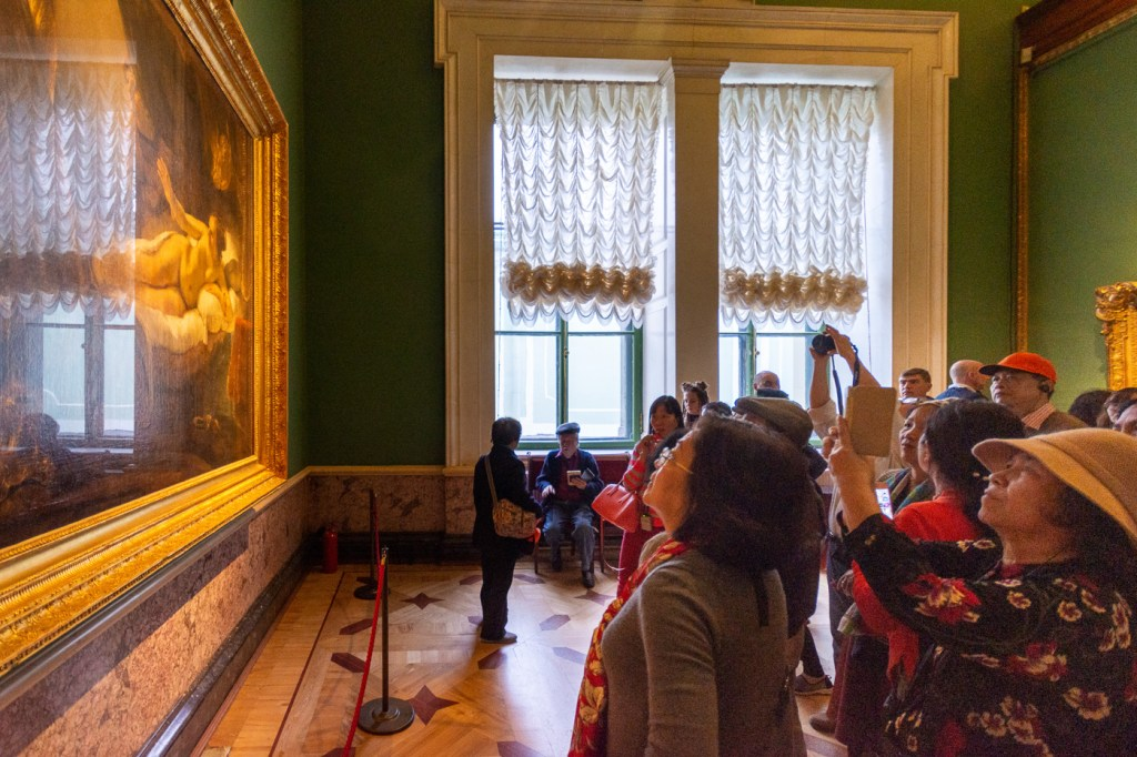 Rembrandt, Winter Palace State Hermitage Museum, St. Petersburg
