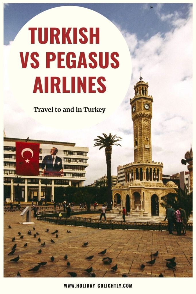 Pin for Airlines in Turkey post - Pegasus or Turkish Airlines