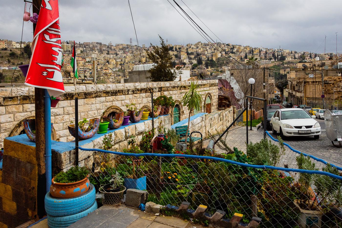 A Day in Amman: Walk, Eat, Shop!