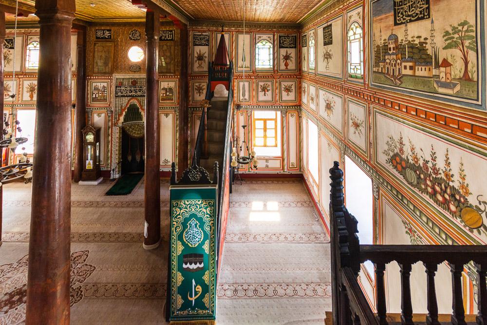 Yazir Haci Omer Mosque Acipayam