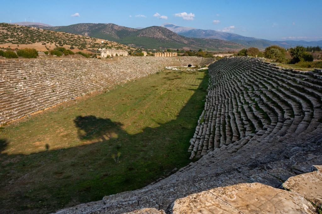 Stadion at Afrodisias