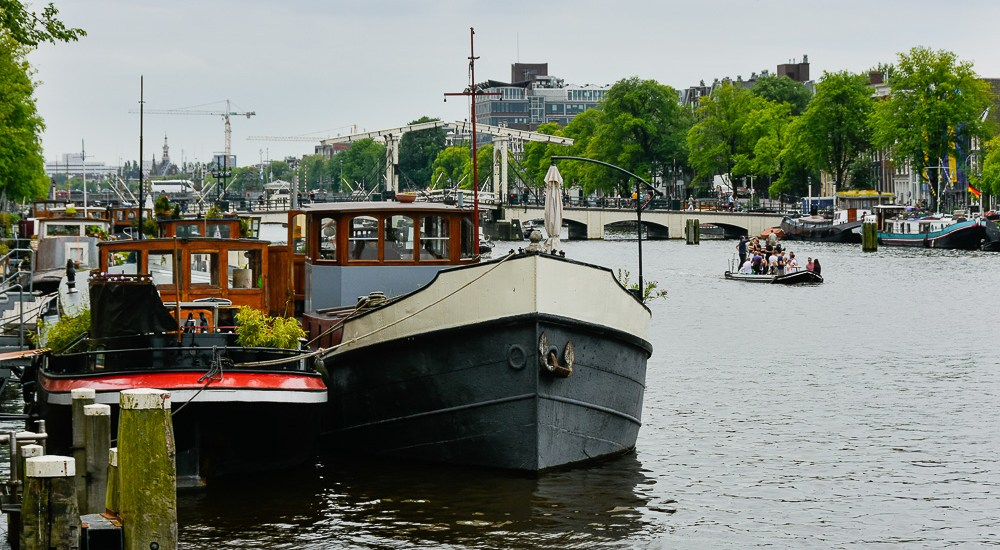 Amsterdam in summer 2020:  Time to travel again