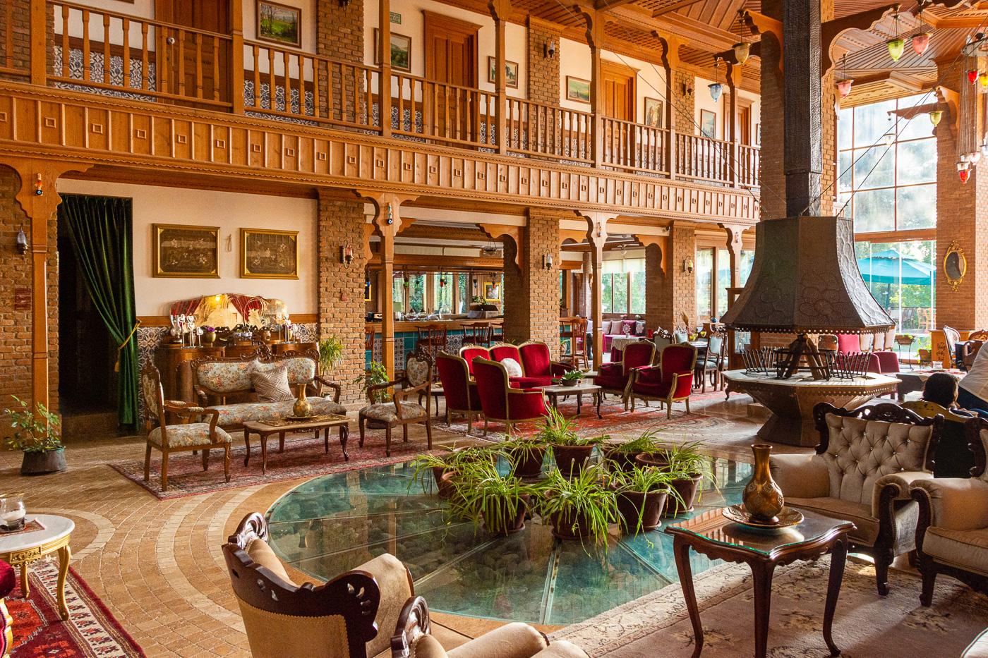 Hotel Review: Kerme Ottoman Palace Akyaka