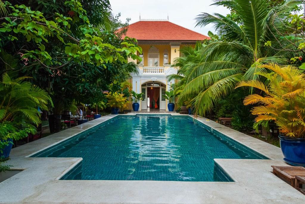 Phnom Penh Pavilion Hotel