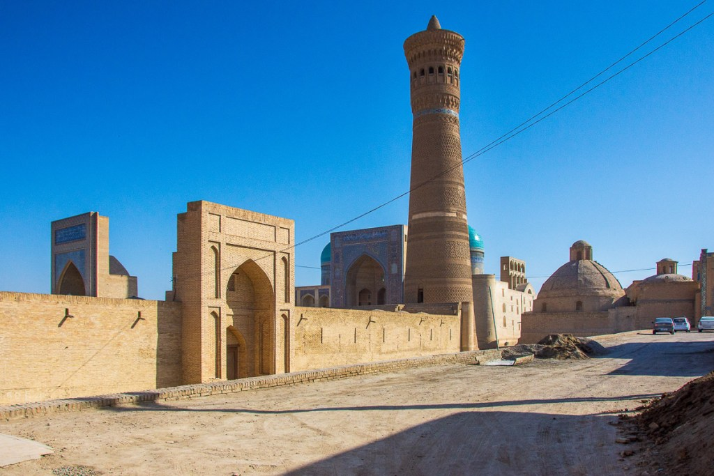 two day Bukhara guide