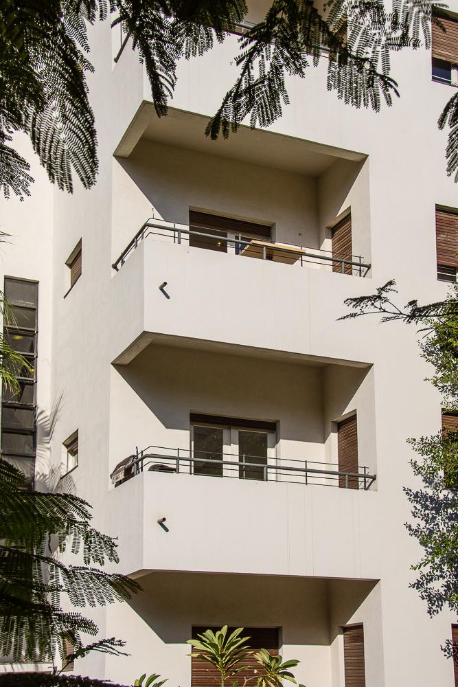 Tel Aviv Bauhaus Architecture walk