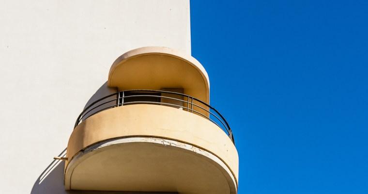 Tel Aviv Bauhaus Architecture walk – a perfect walk for Sabbath