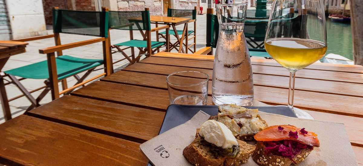 10 Great Places to Eat in Venice