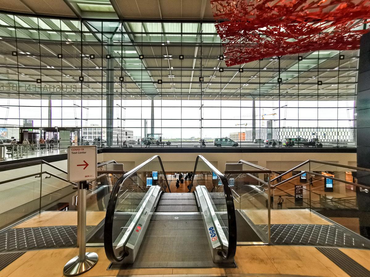 How to travel through Berlin Brandenburg Airport stress-free