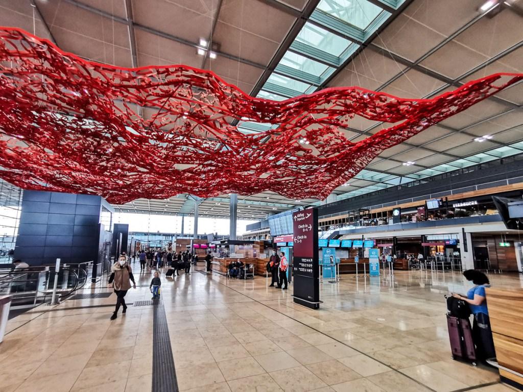Berlin Brandenburg Airport stress-free