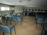 """Council Chamber, before our """"invasion""""!"""