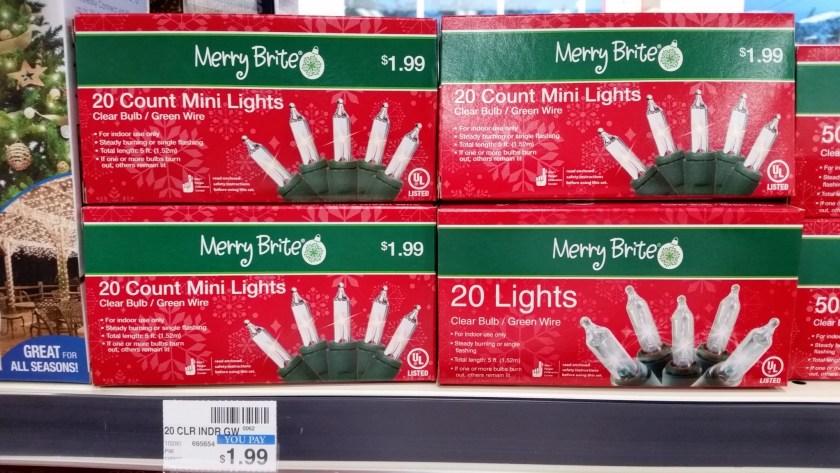 christmas lights bogo at cvs - Cvs Outdoor Christmas Decorations