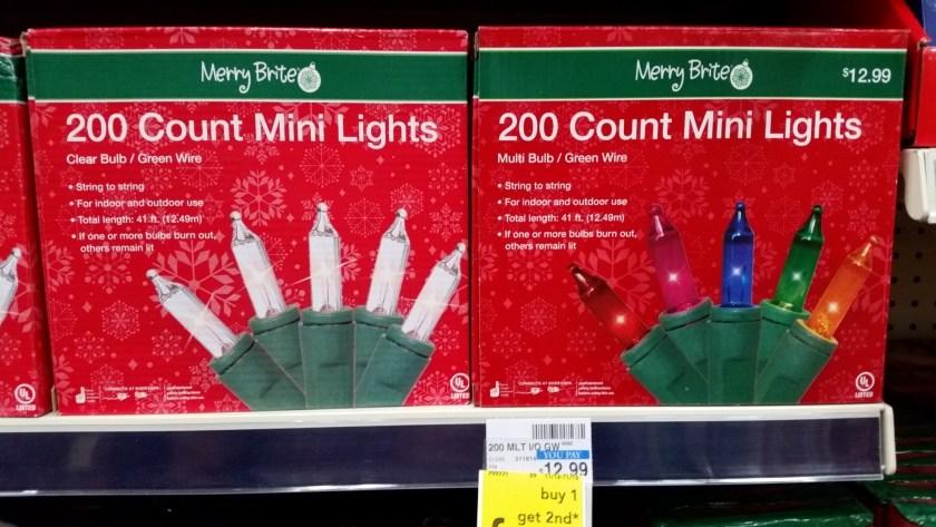 Christmas Lights Bogo At Cvs Holiday Deals And More Com