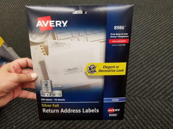 Avery 8986 Label Template Ordekeenfixenergy
