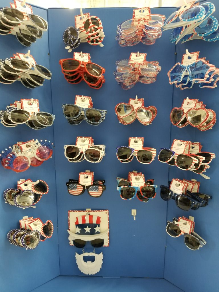 4th Of July Accessories And Jewelry Just 300 Each At Walmart