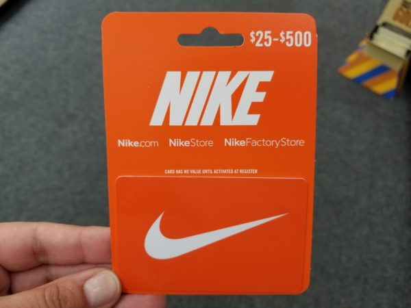 Where Can I Sell My 500 Nike Gift Card For Naira Or Cedis Climaxcardings