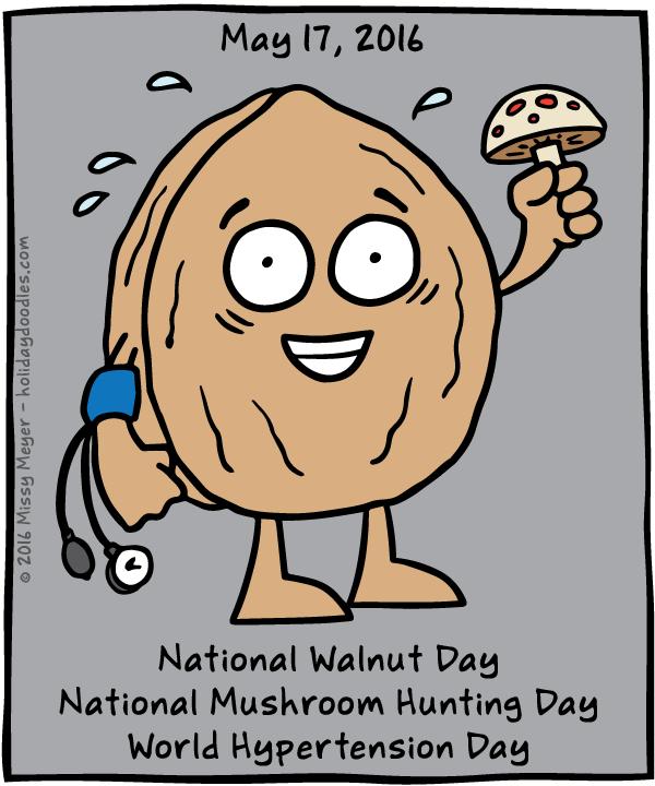 Happy National Hunting And Fishing Day: Holiday Doodles » 2016 » May » 17