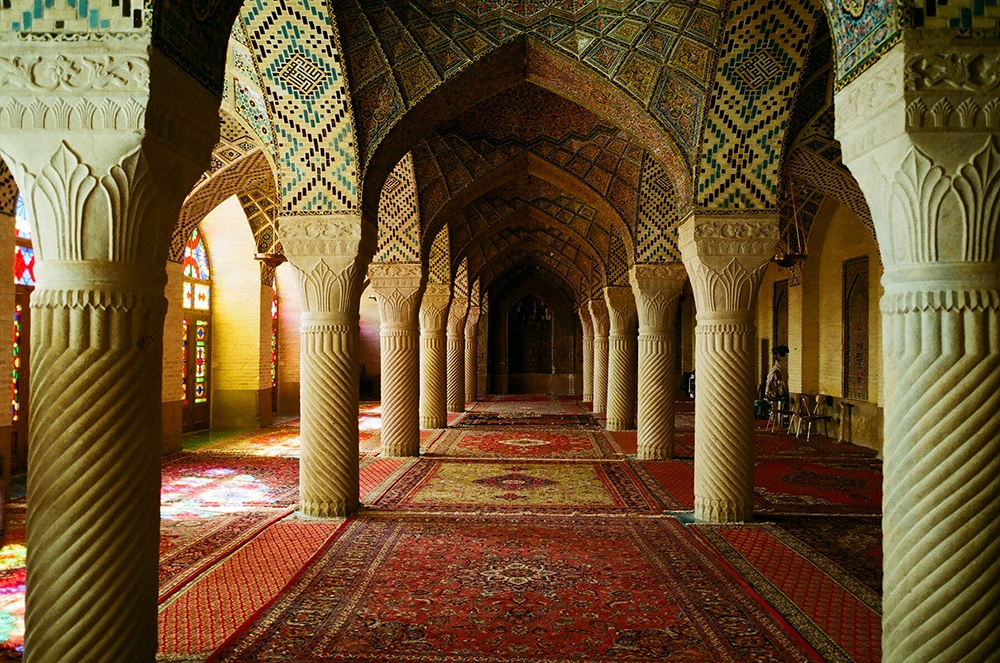 The 9 Best Things to do in Iran.