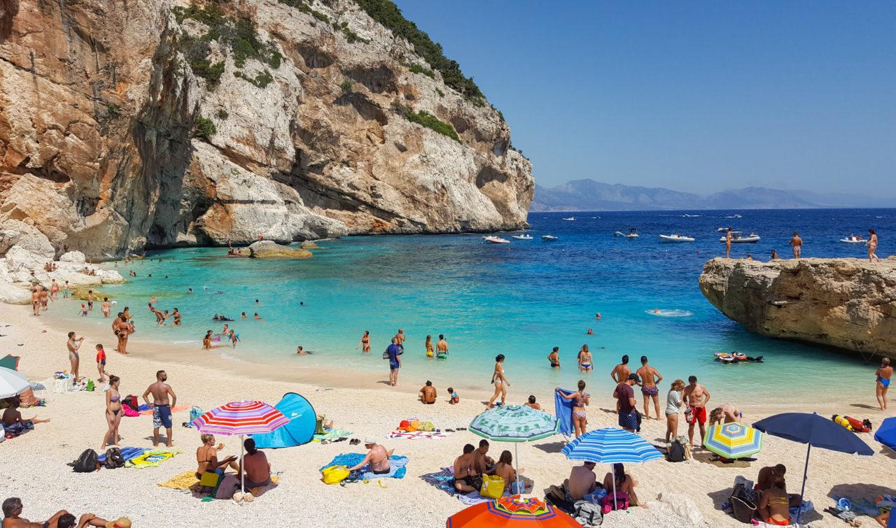 это будет лучшие пляжи италии фото морскую