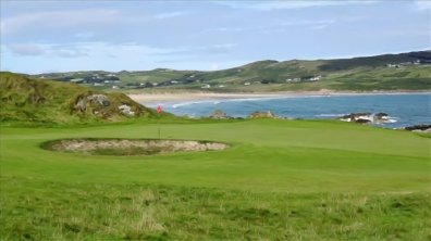 7 The Links Dunfanaghy Donegal - near golf course