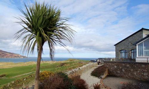 Horn Head View Breaghy - panoramic sea views