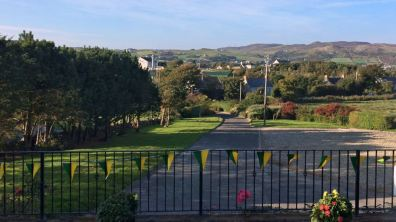 Runclevin House Dunfanaghy - view to front of house