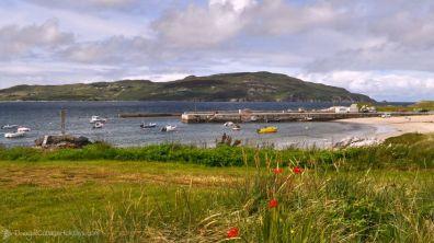 Portnablagh Harbour