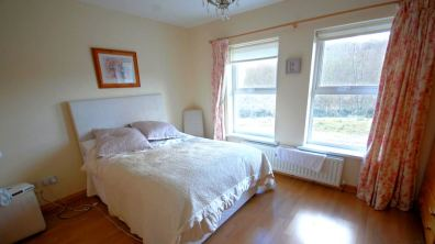Portnablagh Holiday Home - double bedroom