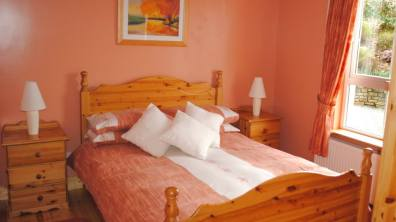 Haven Cottage Dunfanaghy - ground floor double bedroom