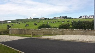 Lakeview Dunfanaghy - peaceful rural scenery