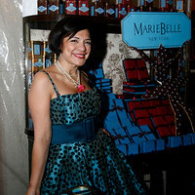 Maribel Lieberman of MarieBelle New York