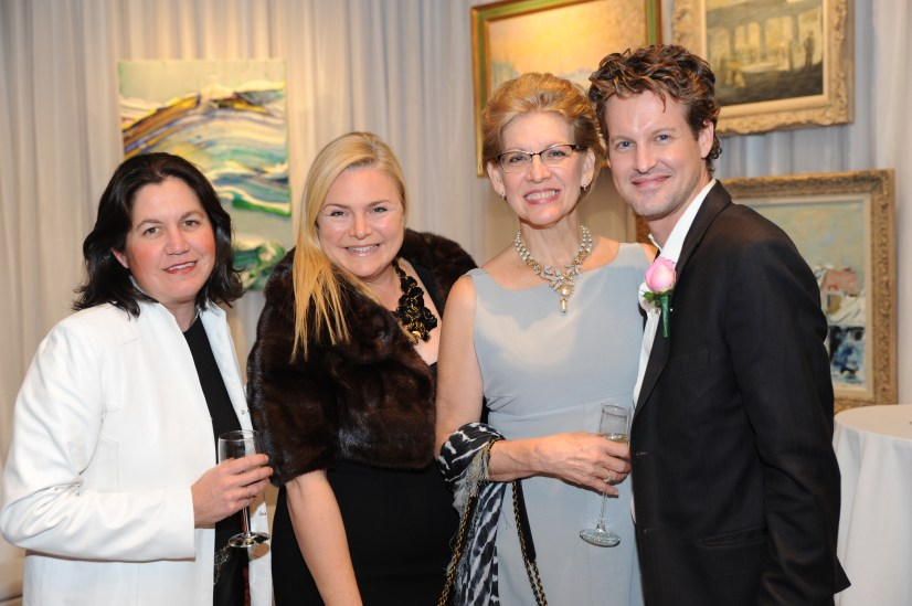 DSC_4716 - Pryor Callaway, Brooke Stoddard, Karen Shaulis, Justin Shaulis