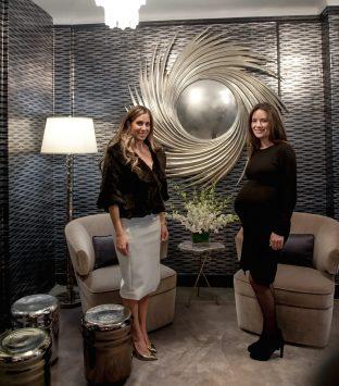 Natalie Kraiem Interiors with Sabrina Birnbaum