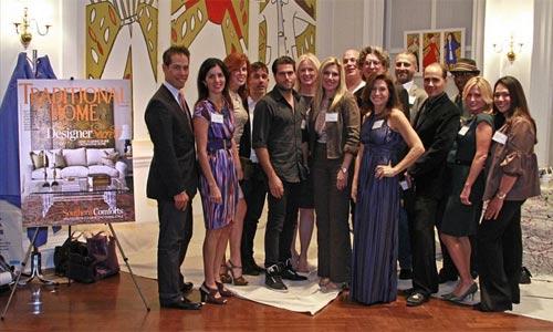Holiday House NYC 2011 kickoff party