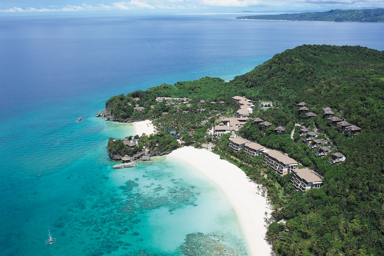 Shangri-La's Boracay Resort & Spa