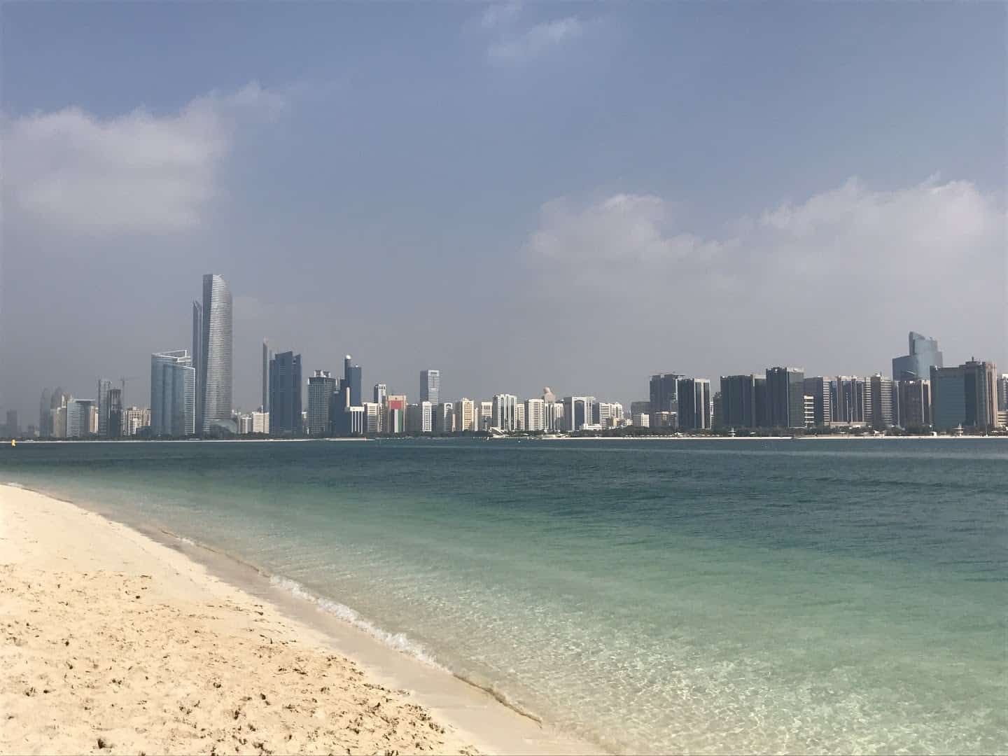 Abu Dhabi - The pearl of the UAE