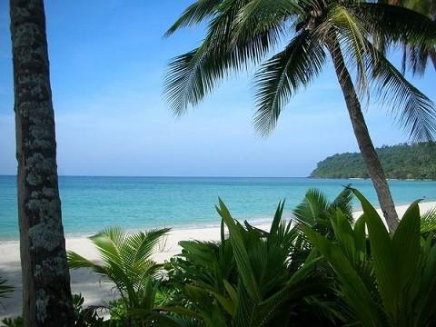 Отдых на островах Тайланда, остров Куд